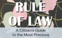 Front Cover of Rule of Law: A citizen's guide to the most precious invention of all time