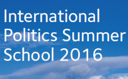 International politics summer school