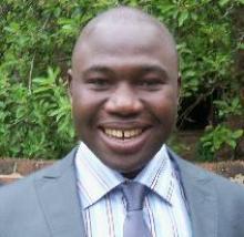 Matthew Adeiza, 2011/12 Eni Scholar at St Antony's College