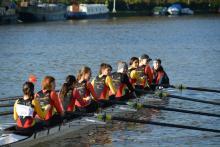 Boat club - 2014-15 - image (c) Clara Stanghellini MPhil Comparative Social Policy 2013-15