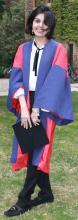Tania Saeed, DPhil Education 2013