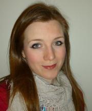Colour headshot of Aimee Burlakova