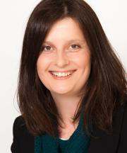 Colour headshot of Caroline Davies