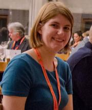 Helen McCombie, Development and Alumni Communications Officer
