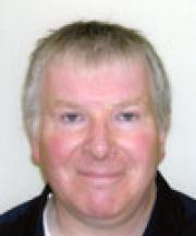 Colour headshot of Richard Ramage