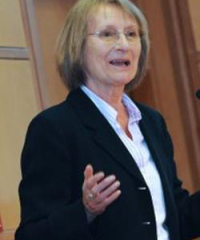 Profile picture of Professor Rosemary Foot.