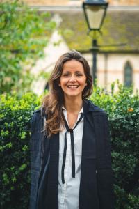 Picture of 2021 Dahrendorf Scholar Laura Ballerini