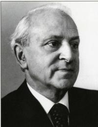 Albert Hourani, the first director of the Middle East Centre of St Antony's College