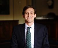 Picture of 2019 Dahrendorf Scholar Auguste Breteau