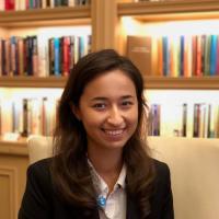 Picture of 2020 Dahrendorf Scholar Ellen Leafstedt