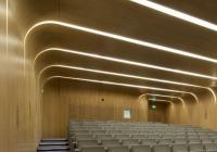 Investcorp building 117-seat lecture theatre