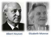 Albert Hourani and Elizabeth Munroe - the earliest Fellows of the Middle East Centre