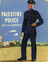 Palestine Police Career Advert