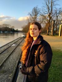 Picture of 2020 Dahrendorf Scholar Reja Wyss