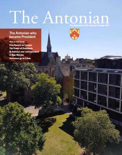 The Antonian 2016