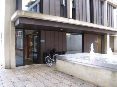 St Antony's college Porter's Lodge
