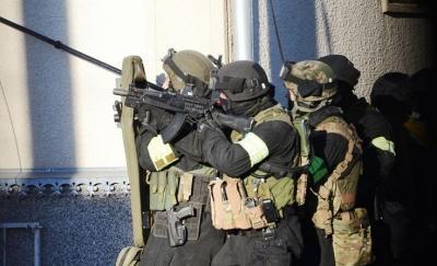 Russian Counter-Terrorism