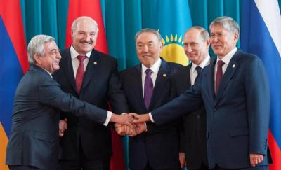 Supreme Eurasian Economic Council Meeting
