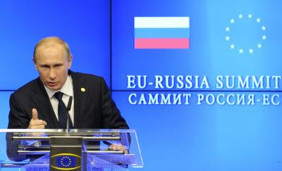 Putin EU Russia Summit