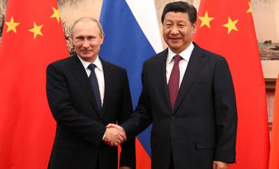 Russia China Presidents